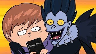DED NOTE (Death Note Parody)