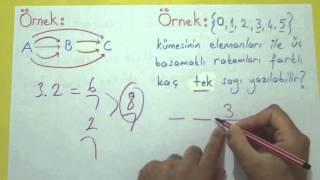 PERMÜTASYON 1 - Şenol Hoca