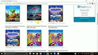 Wanna Download Animated Movie In DualAudio with HD Print