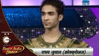 Dance India Dance Season 3 Feb. 19 '12 - Raghav, Sneha & Neerav