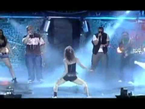 Tirate Un Paso Daddy Yankee En Concierto .flv