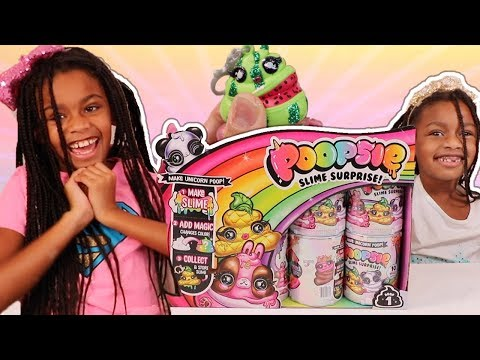 Don t Choose The Wrong Poopsie Slime Surprise Wave 2 Entire Full Box Opening