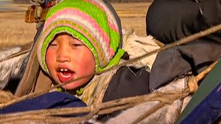 The Nomadic Existence Of A Mongolian Herding Family - Tribe With Bruce Parry - BBC