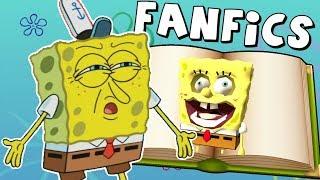 The Hilarious World of Cartoon Fanfictions