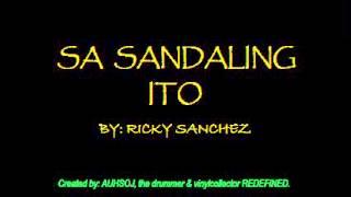 Ricky Sanchez - Sa Sandaling Ito (Audio)