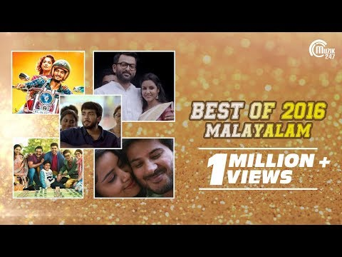 Best of Malayalam Songs 2016   Hit Malayalam Film Songs Nonstop Playlist