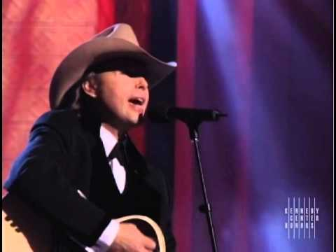 Blue Eyes Crying In The Rain (Willie Nelson Tribute) - Dwight Yoakam - 1998 Kennedy Center Honors