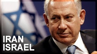 Israeli Iranian proxy war - Documentary