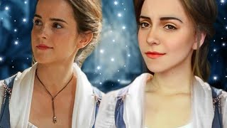 Emma Watson (Belle) Transformation Tutorial