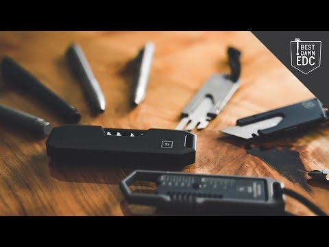 Xxx Mp4 8 EDC Titanium Pocket Tools By Big Idea Design Everyday Carry 3gp Sex