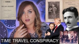 PROOF Is Donald Trump a Time Traveler?! Mind Blowing