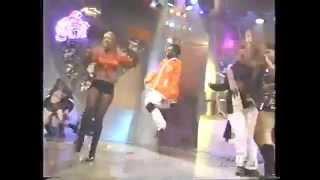 Soul Train 96' - Mo Que and Leland Ferguson!