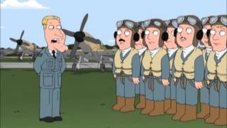 Stewie and the RAF