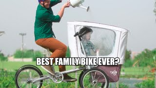 The Ultimate Family Bike - The Taga 2.0
