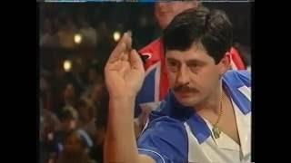 Darts World Championship 1991 Final Bristow vs Priestley