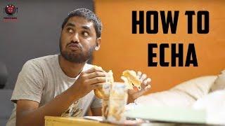 How To Echa | Paracetamol Paniyaram