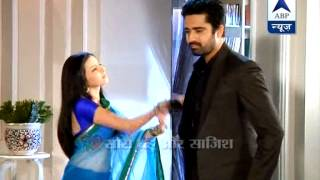 A moment of love between Aastha and Shlok