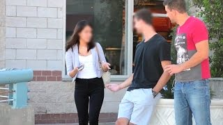 Girlfriend Sold for Money? (Social Experiment)