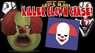Pear Forced to Play - Killer Clown Chase
