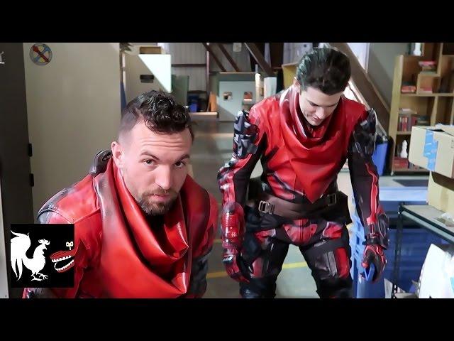 Mass Effect Costumes