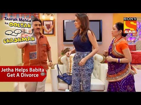 Xxx Mp4 Jethalal Helps Babita Get A Divorce Taarak Mehta Ka Ooltah Chashmah 3gp Sex