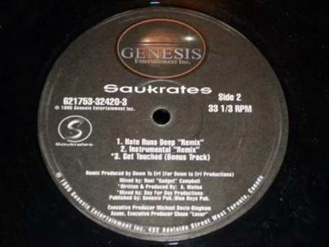 Saukrates Hate Runs Deep Remix Instrumental