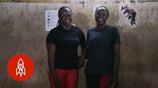 Pumping Iron With Kenya's Strongest Mother and Daughter