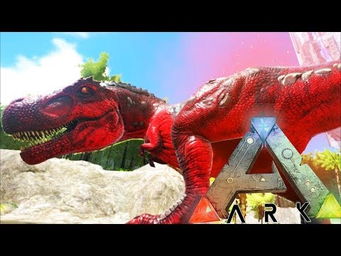 Xxx Mp4 THE TEK T REX IS THE COOLEST DINO ON THE SERVER ARK SURVIVAL EVOLVED EXTINCTION EXPANSION 17 3gp Sex