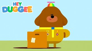 The Maze Badge -  Hey Duggee Series 1 - Hey Duggee