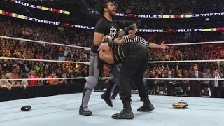 WWE: Seth Freaking Rollins Returns! Extreme Rules 2016