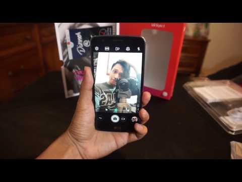 LG Stylo 3 - Virgin Mobile *UNBOXING*