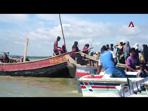 Xxx Mp4 Displaced Rohingyas In Bangladesh At Risk Of Human Trafficking 3gp Sex