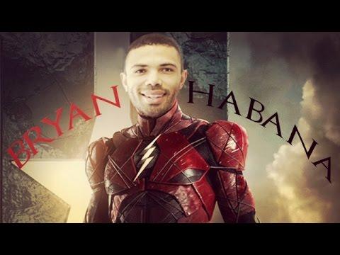 Bryan Habana The Flash