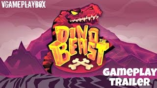 Dino the Beast: Dinosaur Game (By NETIGEN Games) iOS / Android Gameplay Video