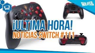 Nintendo Switch Noticias #111 ¡Nuevo Mando, Youtubers Life y más! | #NintendoSwitch #Switch