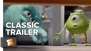 Monsters, Inc. (2001) Trailer #1   Movieclips Classic Trailers