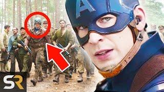 10 Hidden Superhero Movie Easter Eggs You Never Noticed