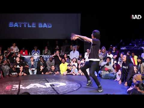DYKENS vs LARRY - Battle BAD 2018 - HIP-HOP FINAL