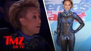 What Is Mel B Wearing? | TMZ TV