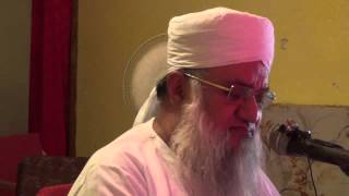 Molana Sajad Nomani sb DB in Kothibagh Girls School - Part1