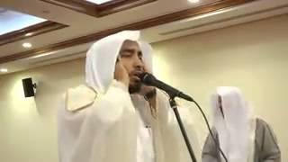تكبيرات العيد ..صوت جميل جدا لاحد مؤذني الحرم المكي