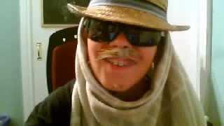 Stickland's Luxurious Moustache