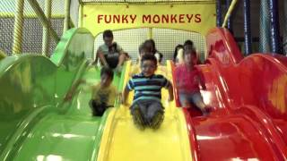Funky Monkeys Play Center - Official Film