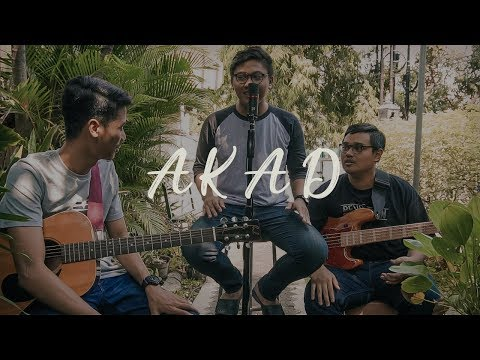 Payung Teduh - Akad (De Brothers Cover)