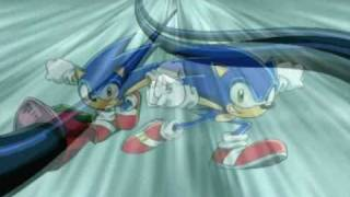 Sonic AMV Papa Roach Last resort