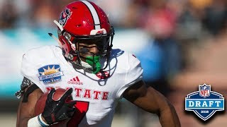 Nyheim Hines NFL Draft Tape | NC State RB