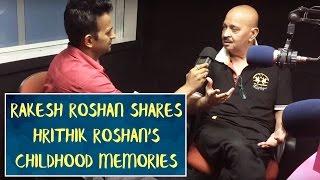 """Happy Birthday Hrithik Roshan"" - Rakesh Roshan Shares childhood memories !"