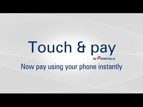 Touch & Pay, India's first contactless mobile payment solution