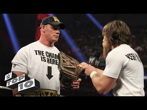 watch Superstars Who Dissed John Cena: WWE Top 10