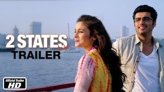 2 States - Official Trailer - Arjun Kapoor, Alia Bhatt